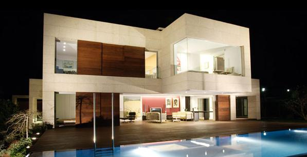 Casas innovadoras for Casas minimalistas modernas 2016