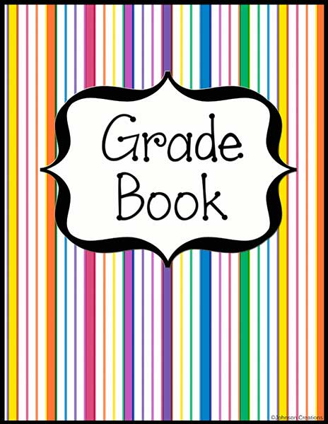 Book Cover Drawing Lessons ~ Johnson creations grade book and lesson plans covers