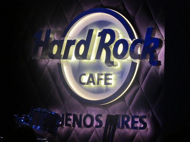 Hard Rock, Buenos Aires, Argentina, Recoleta