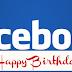 Happy birthday Facebook!