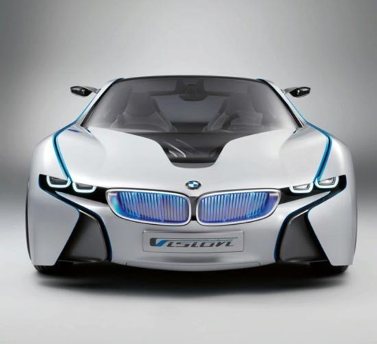 The Best Cars In The World BMW Vision Efficient Dynamics Super - Best model of bmw