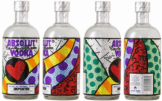 gastronomista absolut vodka britto