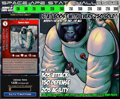Space Ape at Superhero City