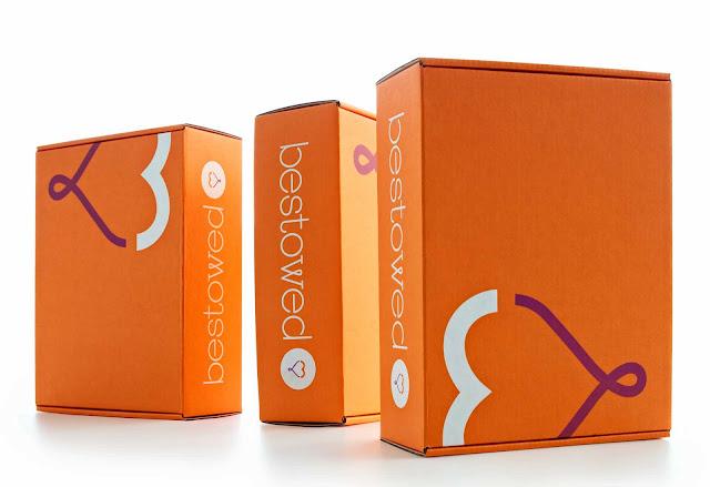 Bestowed Boxes - Image Courtesy of Bestowed