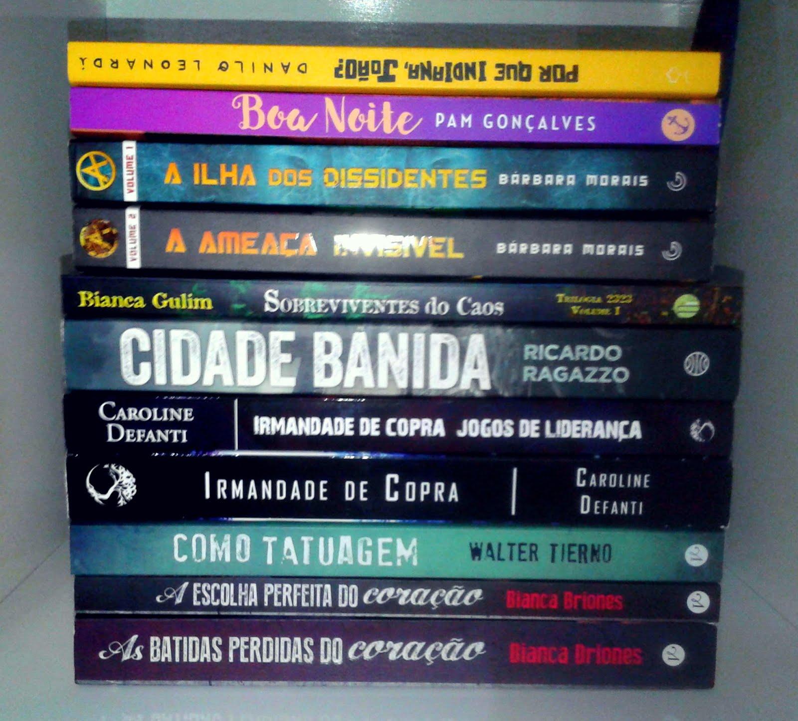 Meus Livros Nacionais