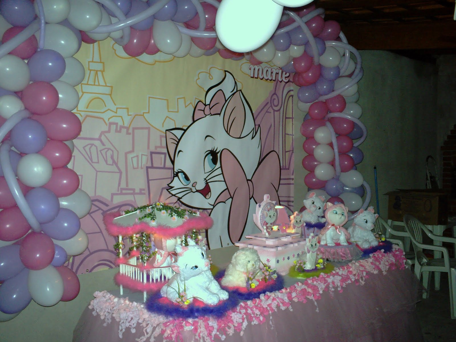 Da Festa De Aniversario Da Filhota Yasmin De Sete Anos O Tema