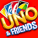 UNO & Friends – The Classic Card Game Goes Social! App iTunes App Icon Logo By Gameloft - FreeApps.ws