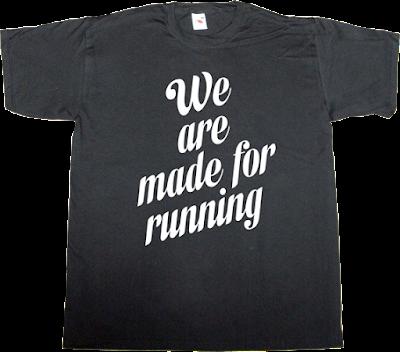 sport health running autobombing t-shirt ephemeral-t-shirts