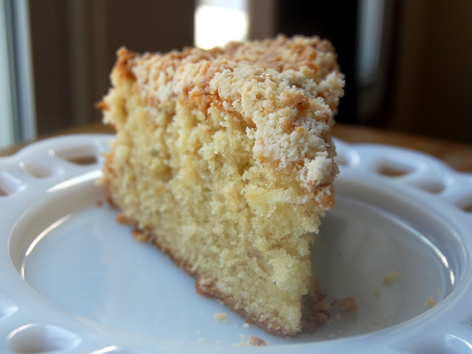Marcy Goldman Sour Cream Coffee Cake