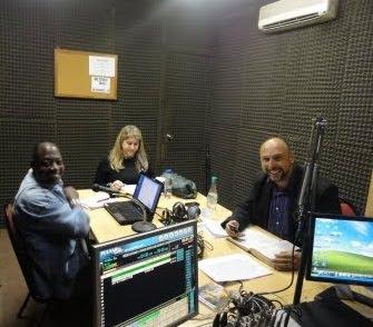 Rádio Sara Brasil FM  95,5 / Prog. É tempo de Semear ...