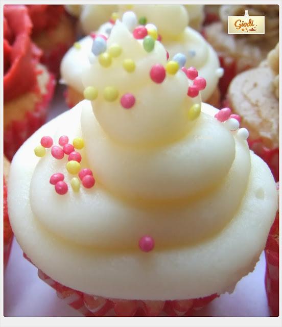 Cupcakes De Vainilla....xxs