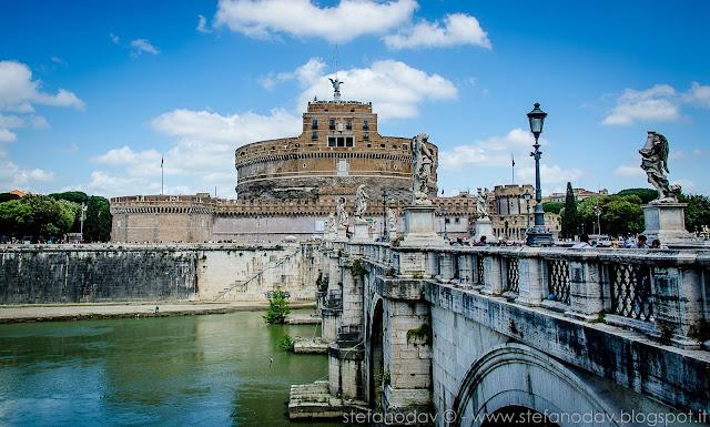 Ponte Sant'Angelo...