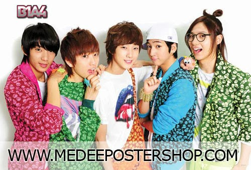 B1A4 Poster