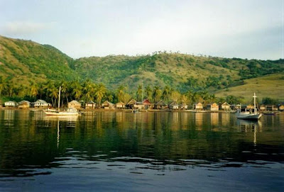 Komodo Island another view image