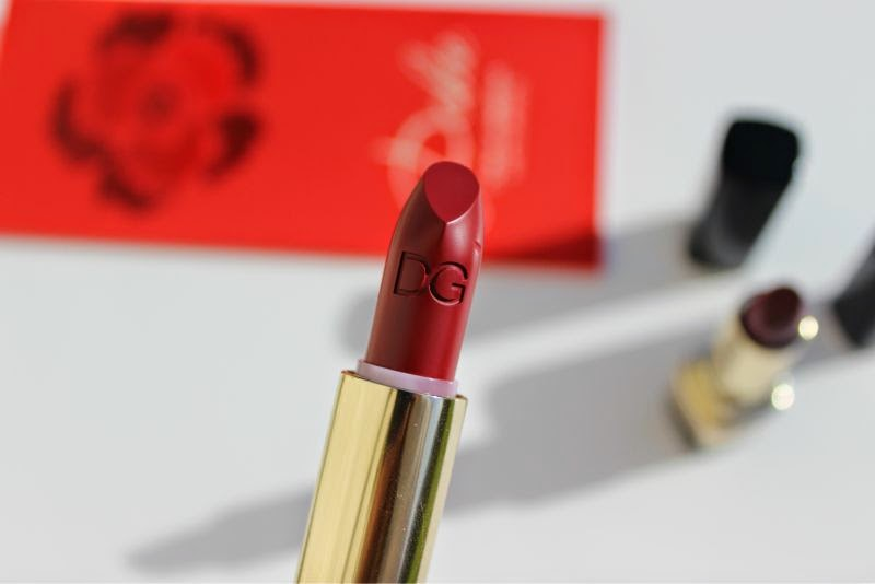 Dolce and Gabbana Dolce Matte Lipstick Collection