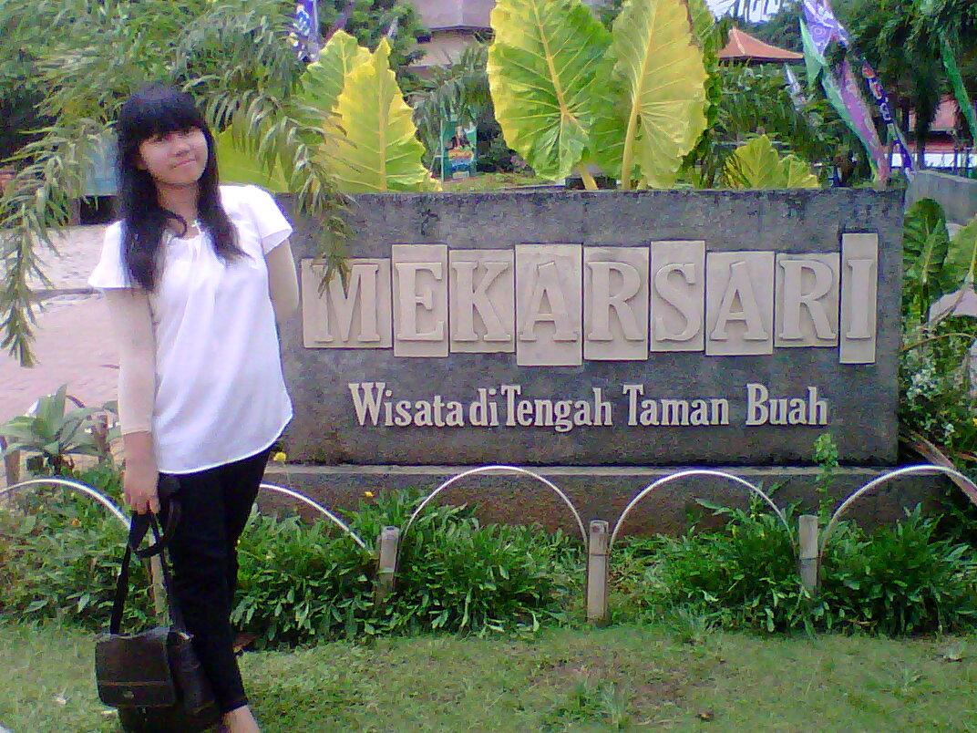 Wisata Taman Buah Mekarsari Bogor