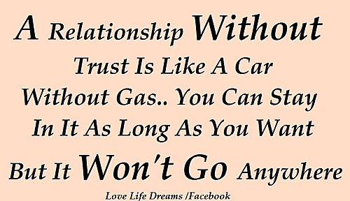 uncharged atom relationship trust