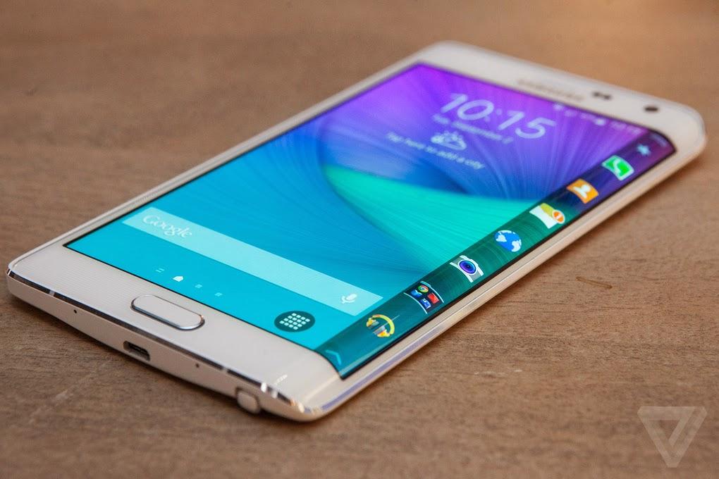 Galaxy Note Edge principales características Android