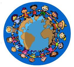 Crianças de varias etnias
