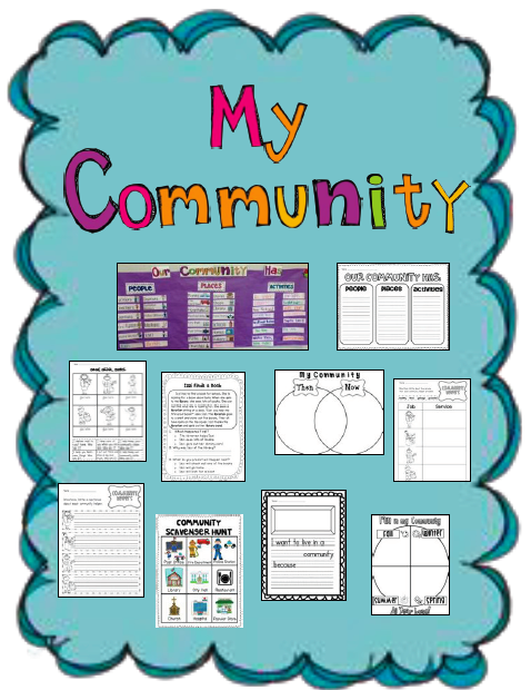 Picture also  on my munity writing freebie