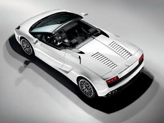 2010 Lamborghini Gallardo Spyder Convertible