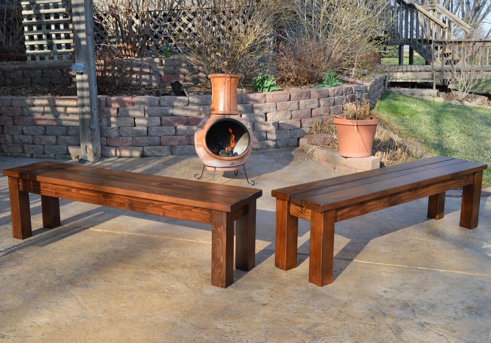 Superior Rustic Bench Ideas Part - 14: Kruseu0027s Workshop