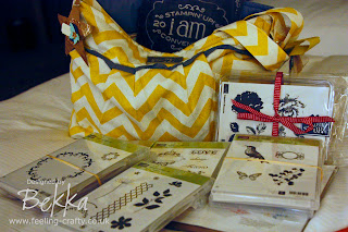 Convention Goodies from Stampin' Up! Convention 2012
