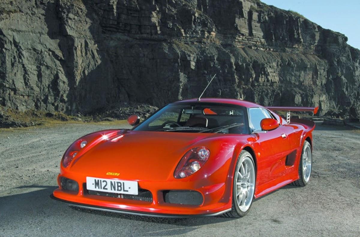 Carro - Noble M12 GTO 3R (2003)