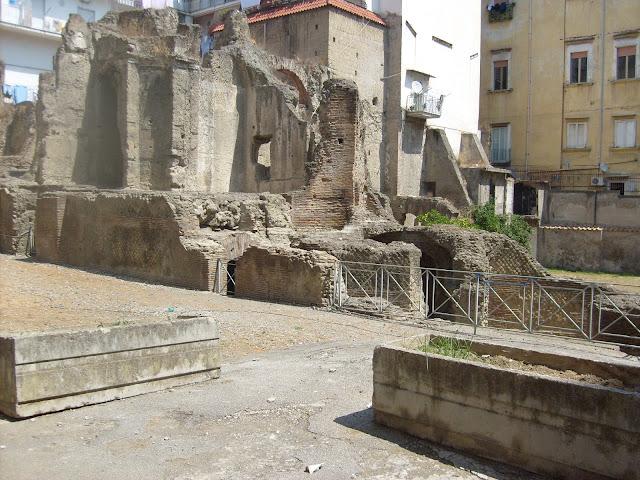 Complesso Archeologico di vico Carminiello ai Mannesi