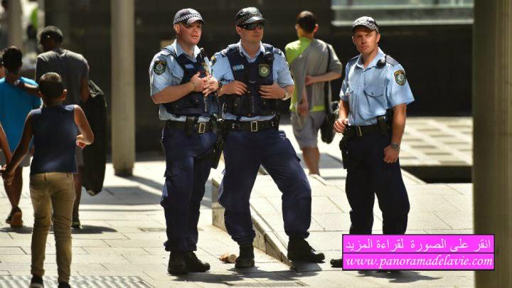 الشرطة الأسترالية