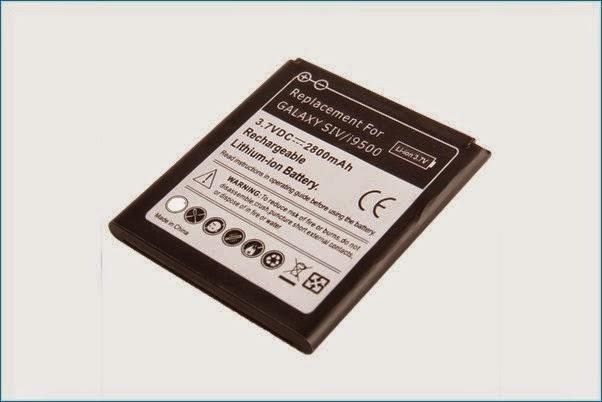 Batería original Samsung Galaxy S4