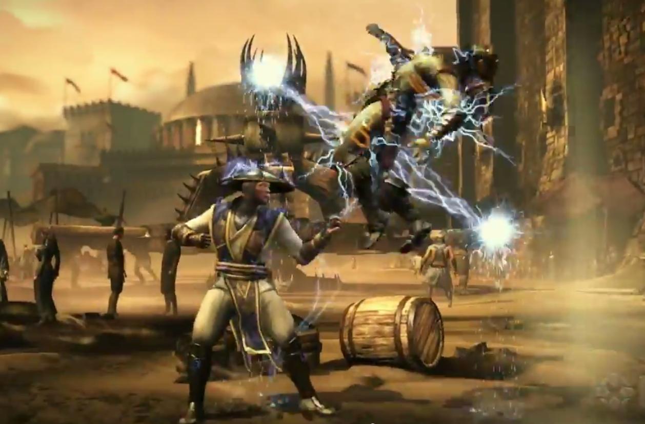 Raiden è tornato in Mortal Kombat X