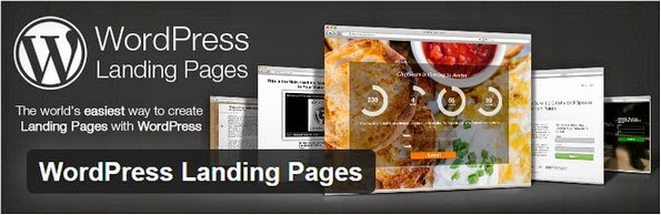 WordPress Landing Pages plugin for WordPress