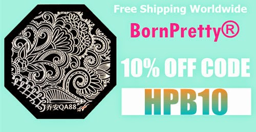 Enjoy 10% Discount from BornPrettystore.com