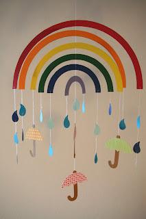 Mobile Regenbogen