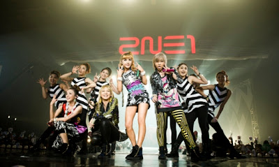 south korean 4 member dance