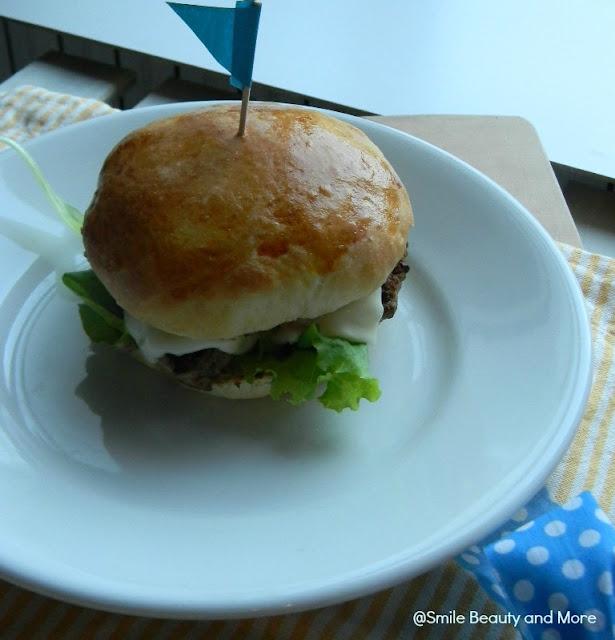 i miei panini per hamburger