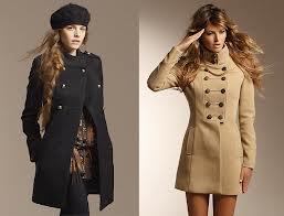 Modelos de abrigos de vestir para damas