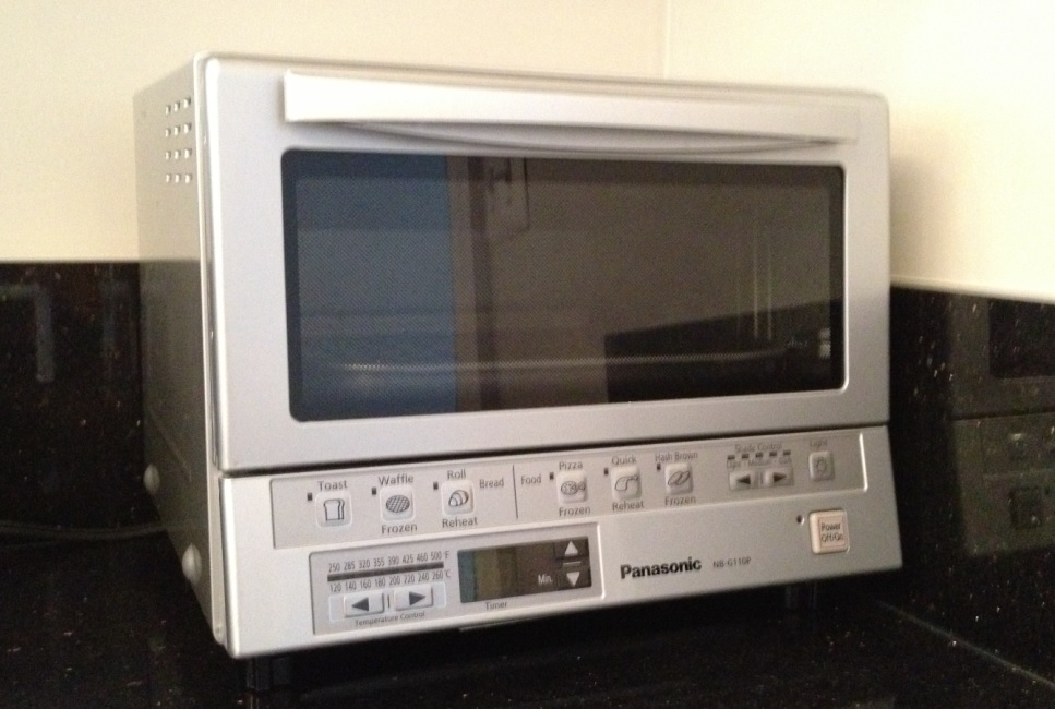 Our Tips and Tricks Buy This Panasonic FlashXpress Toaster Oven