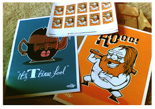 New Prints & Stickers!