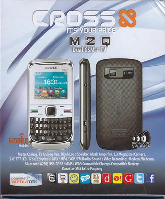Download free Firmware Cross M2Q + NV Data