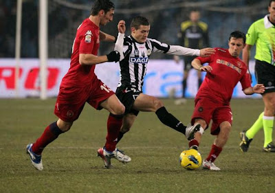 Udinese Cagliari 0-0 highlights sky