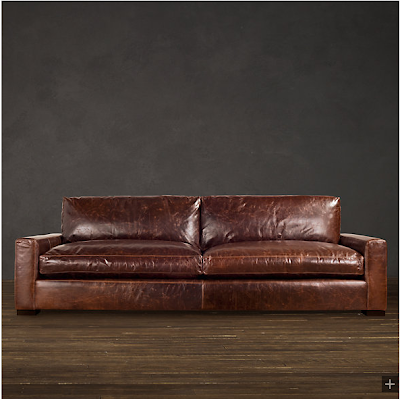 Restoration Hardware Maxwell Sofa Decor Look Alikes - Maxwell sofa