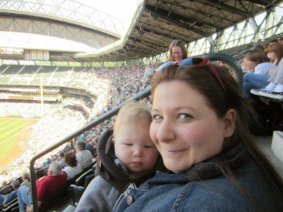 safeco field with babies, mlb with babies