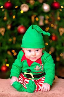 Model Baju Natal Yang Lucu Untuk Anak Bayi
