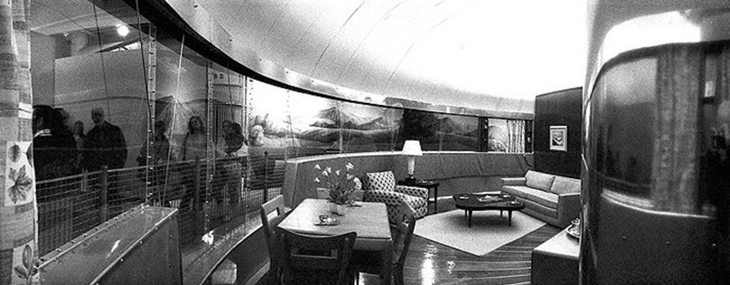 Historia de la arquitectura moderna richard buckminster for Historia de la arquitectura moderna