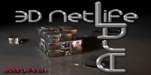 3D NetLife Art