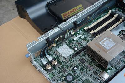 Máy chủ HP D G6 server bootrom đồ họa game workstation