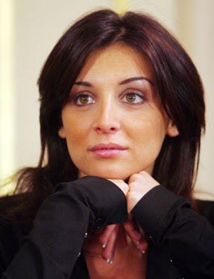 Alessandra Pierelli actriz italiana de cine