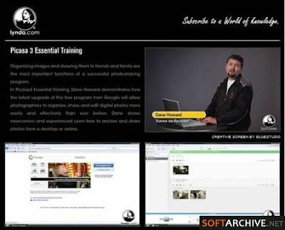 Lynda.com - Social Media Marketing with Facebook and Twitter (1 cd)